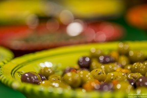 Olives traiteur